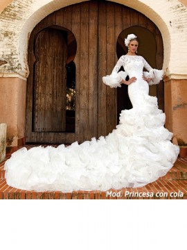 Wedding-Flamenco-dress