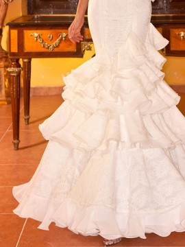 Flamenco-wedding-dress-lace-5