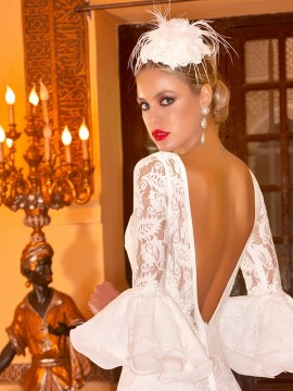 Flamenco-wedding-dress-lace-4