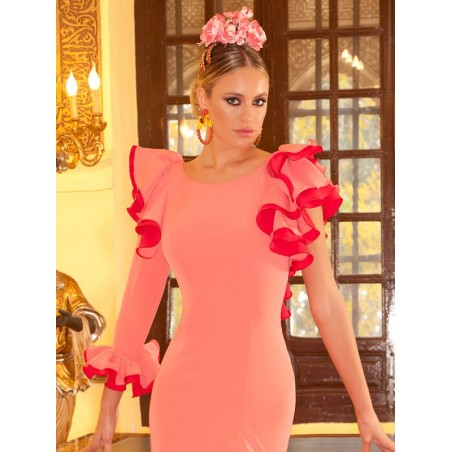 Amazing-Fiesta-flamenco dress-4