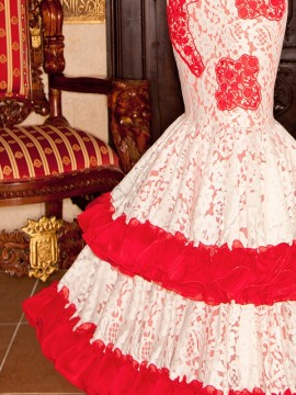 red-chiffon-flamenco-dress-3