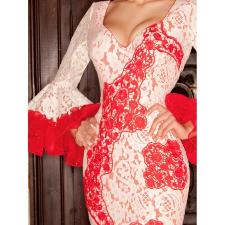 red-chiffon-flamenco-dress-4
