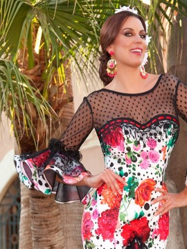 flamenco-dress-strech-printed-2