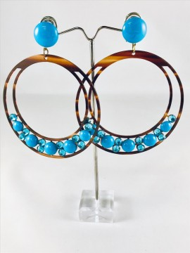 spheres-Flamenca-earrings