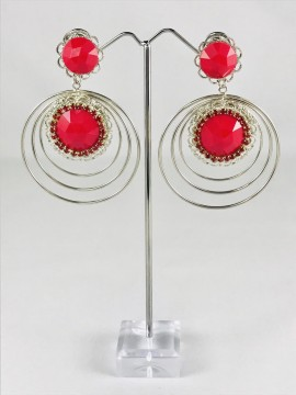 Flamenco-earrings-set